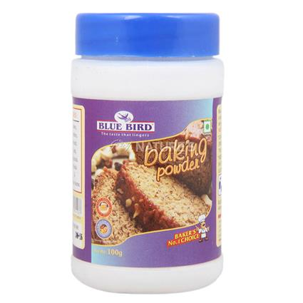 BLUE BIRD BAKING POWDER 100g