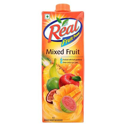 Mixed Fruit Juice-Real