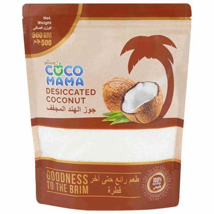 Coco Mama Desiccated Coconut Powder  500 Gm