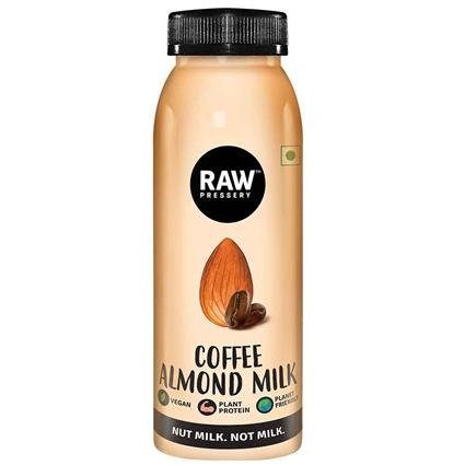 Raw Prsry Coffee Almond Milk 200 Ml