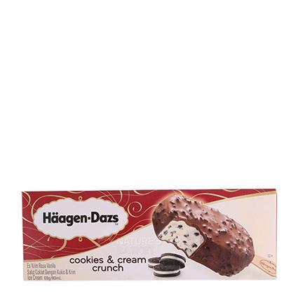 Haagen-Dazs Cookies & Cream Crunch Ice Cream 80 Ml