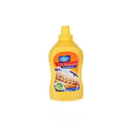 AG MUSTARD SQUEEZE 16OZ