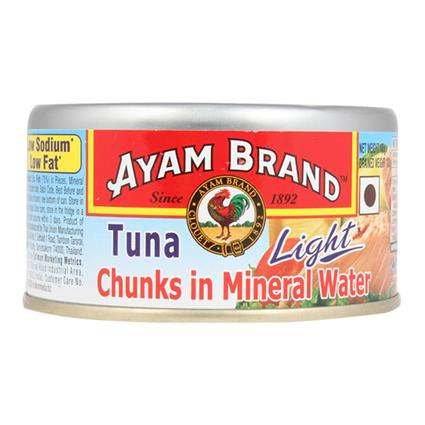 Tuna Chunks In Mineral Water - Ayam