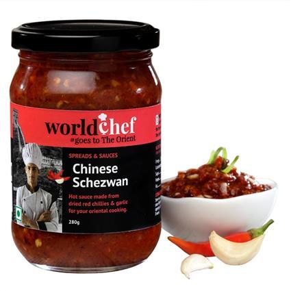 Chinese Schezwan Sauce - L'exclusif