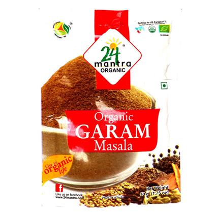 Garam Masala - 24 Mantra Organic