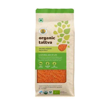 Organic Masoor Malka Split - Healthy Alternatives