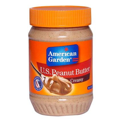 Peanut Butter  -  Creamy - American Garden