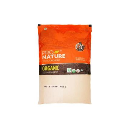 NATURES ATTA WHOLE WHEAT 1Kg
