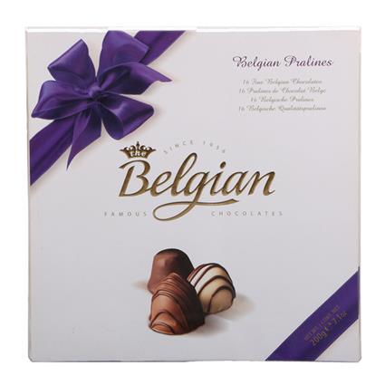 Pralines Assorted Chocolate - Belgian