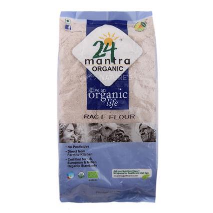 Ragi Flour - 24 Mantra Organic