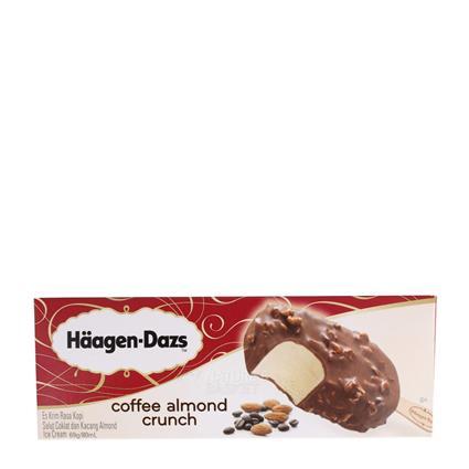 Haagen-Dazs Coffee Almond Crunch Ice Cream 80 Ml