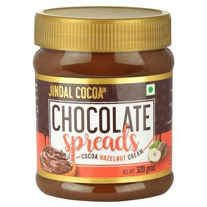 Chocolate Spread Hazelnut Cream - Jindal Cocoa
