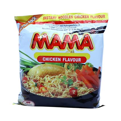 MAMA CHICKEN FLAVOUR INSTANT NOODLES 90G