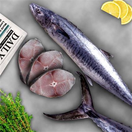 SEER FISH (SURMAI) STEAKS