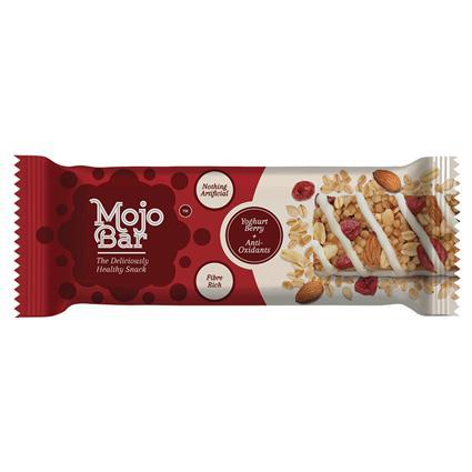 Yoghurt Berry + Anti-Oxidants Snack Bar - Mojo Bar