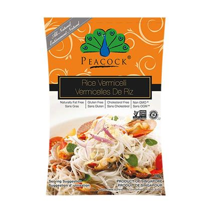 PEACOCK RICE VERMICELLI 200G