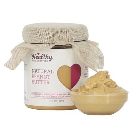 Peanut Butter - Healthy Alternatives