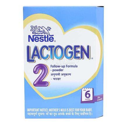 Lactogen 2 - Infant Formula Powder - Nestle | naturesbasket