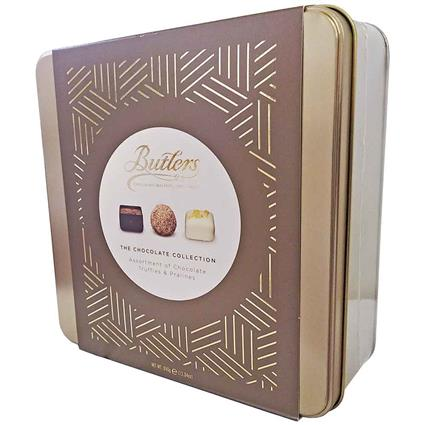 BUTLERS CHOCOLATE COLLECTION TIN 350G