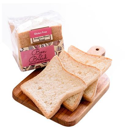 Glute Free Sorghum Sliced Bread - Bon & Bread