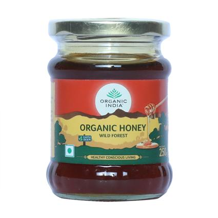 HONEY WILD FOREST - ORGANIC TULSI