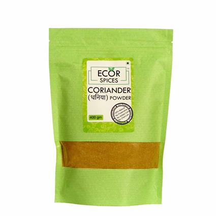 ECOR SPICES CORIANDER POWDER 400GM