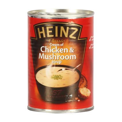 Chicken & Mushroom Soup - Heinz