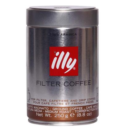 Espresso Ground Filter Coffee - Illy