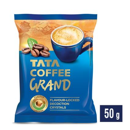 TATAGRAND 50G COFFEE POUCH