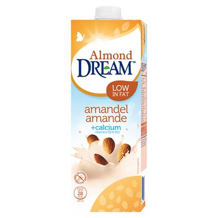 DREAM ALMOND MILK (UNSWEETENED) 1l