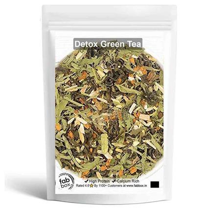 DETOX GREEN TEA - FABBOX