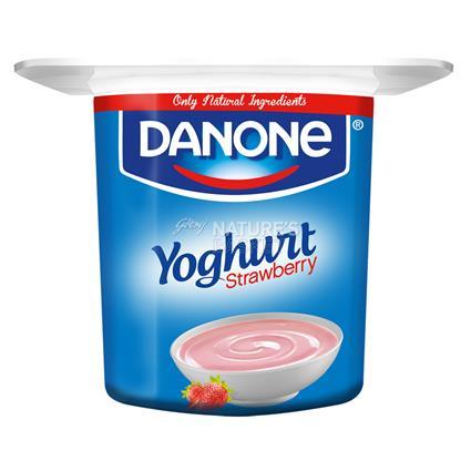 Yoghurt - Strawberry - Danone