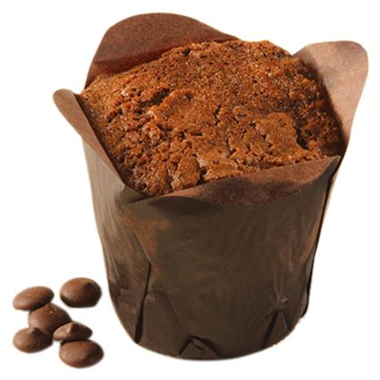 TBD DOUBLE CHOC CHIP MUFFINS 120G