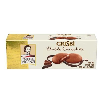 GRISBI CHOCOLATE CREAMFILLED Cookies150g