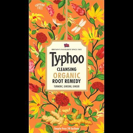 TYPHOO ORGANIC ROOT REMEDY 20S