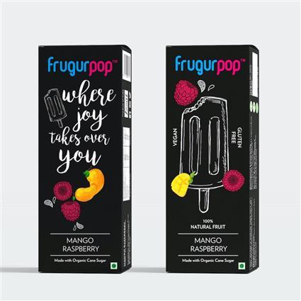 FRUGURPOP MANGO RASPBERRY 65 ML