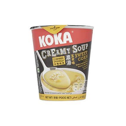 KOKA CUP SOUP CHICKEN 70G