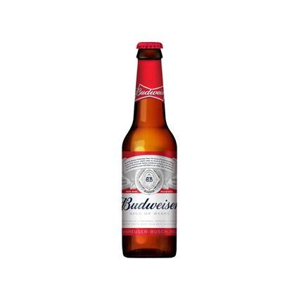 Budweiser Btl 330 Ml