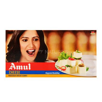 Cheese Cubes - Amul