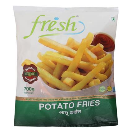 Potato Fries - Fresh