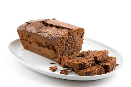 Chocolate Cake - Omega 3 - Slice Of Health