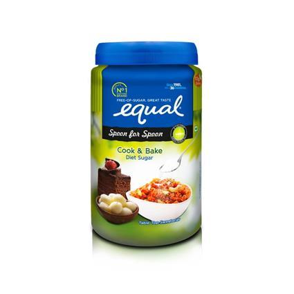 EQUAL COOK&BAKE CNTRL SWEETNER 90g JAR