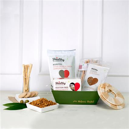 Healthy & Hearty  - Gift Hamper