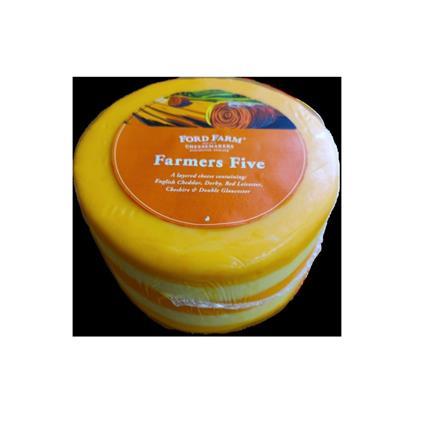 Farmers Five Wheel Cheese - Ford Farm