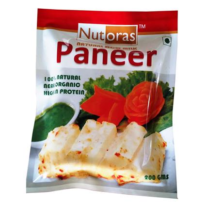 Natural Cow Milk Paneer - Nutoras