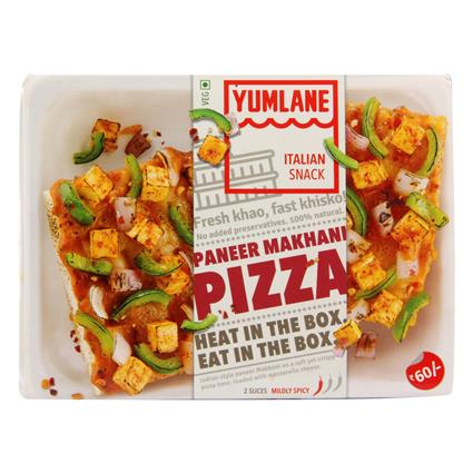 Pizza Chunky Paneer - Yumlane