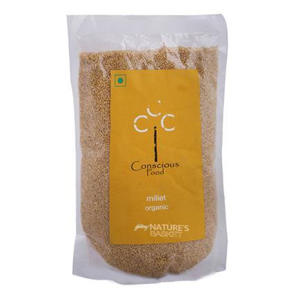 Millet  -  Organic - Conscious Food