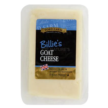 Billies Goat Cheddar Cheese - Ford Farm