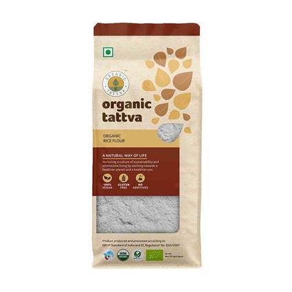 Rice Flour Organic - Organic Tattva
