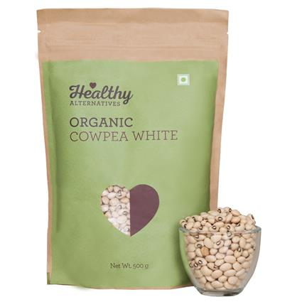 Organic Cowpea White - Healthy Alternatives